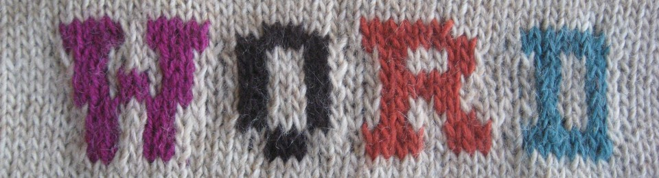The Knitted Word